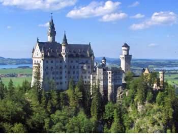 Beliebte Ferienregionen in Bayern Pensionen in Deutschland