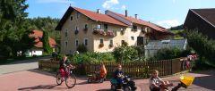 Ferienhäuser am Bauernhof im Bayerischen Wald