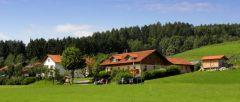 Ferienhäuser auf dem Bauernhof in Bayern