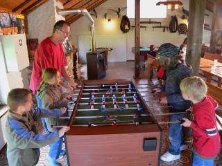 Familienhotels mit Kinderbetreuung Kinderspielzimmer